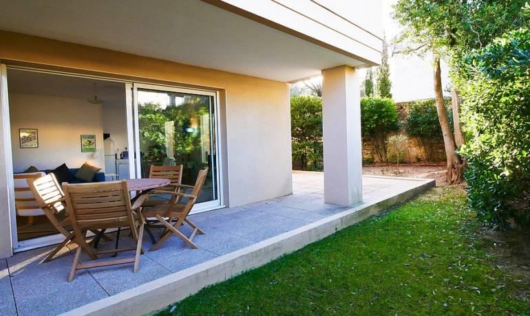 Avec terrasse et jardin privatif